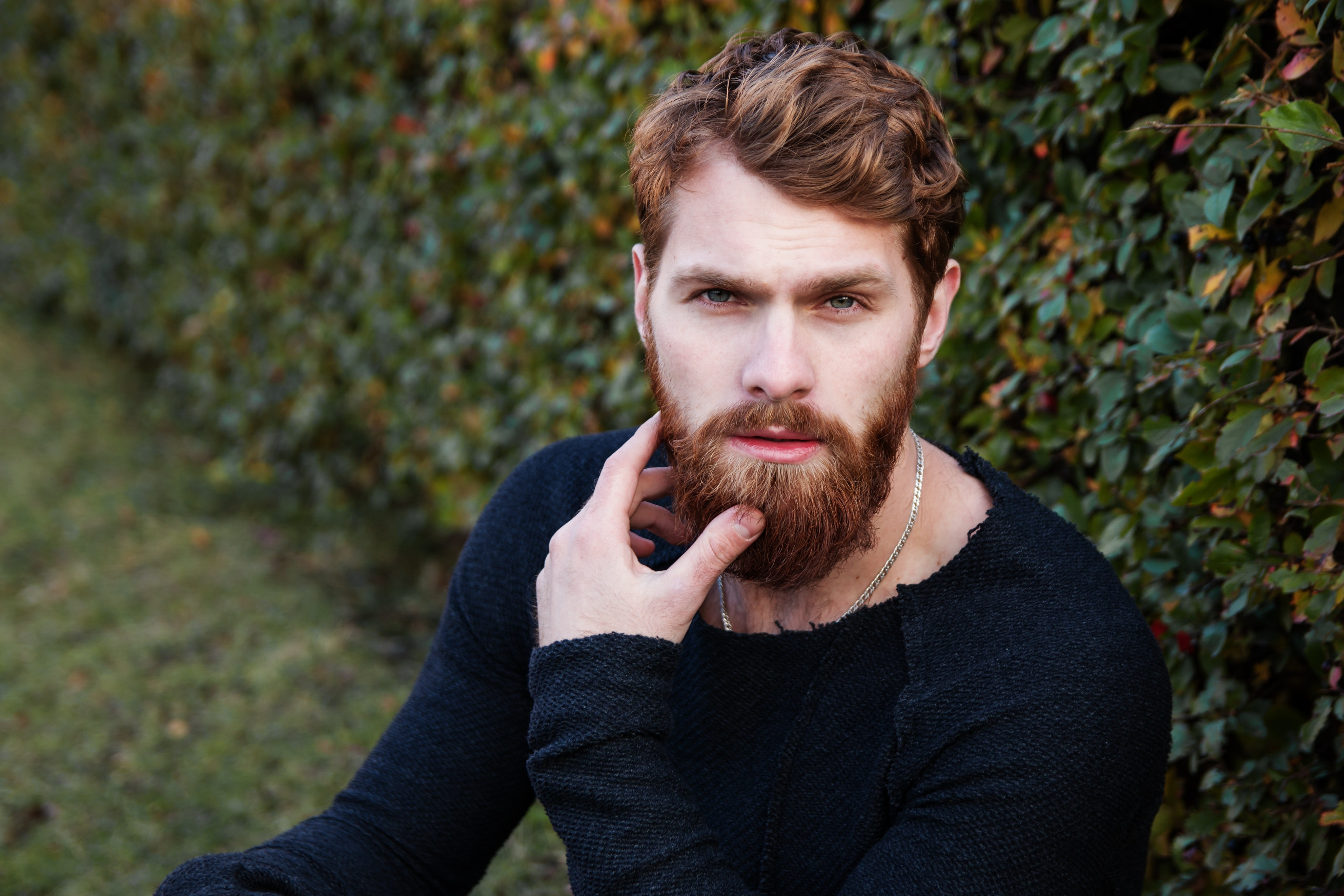 tratamento de barba