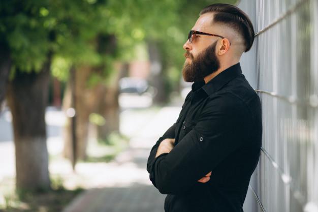 tratamento para barba